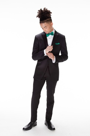 Picture of Black Grant by Ike Behar for Prom